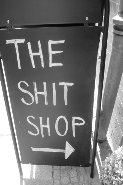 THE SHIT SHOP