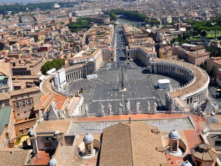 ROM / Vatikan – der kleinste Staat der Welt