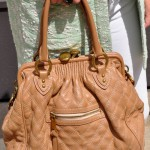 Marc Jacobs Stam bag, beige,Fashionblogger