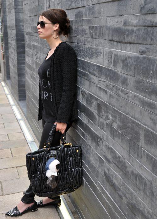 Zara Boucle- Blazer