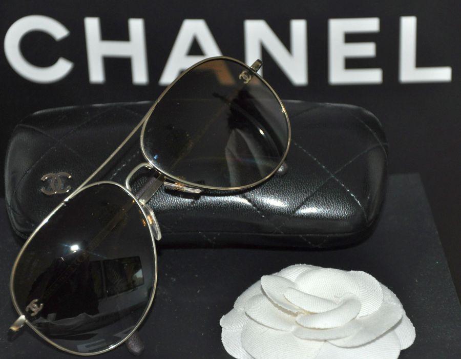 Chanel Piloten- Sonnenbrille