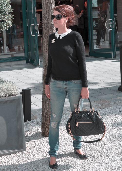 Fashionblogger, Outlet shopping