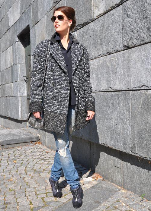 REBELLE Chanel Jacket