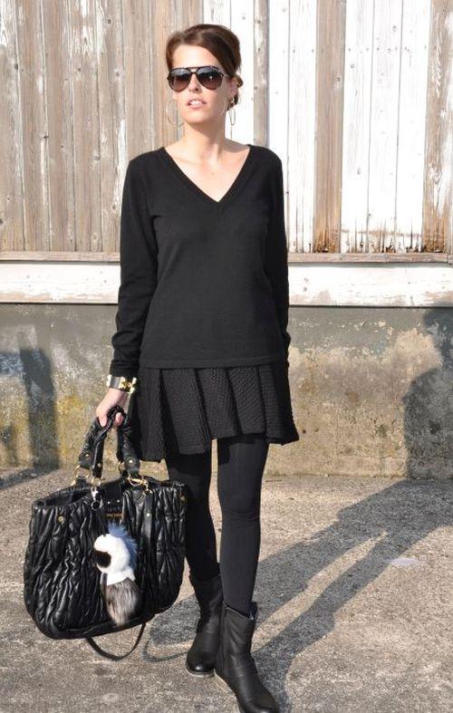 Escada Kaschmir-Pullover, Fashionblogger