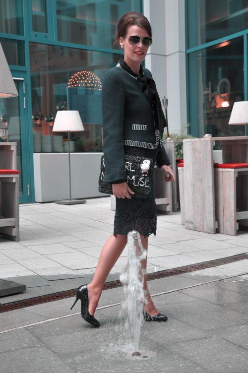 MUA MUA BAG, Karl lagerfeld doll,Fashionblog