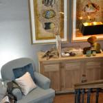 ABC Lounge Flamant, Fische, Bilder