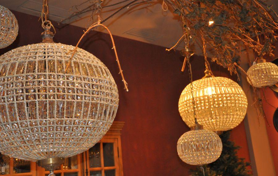 ABC Lounge Flamant Kugellampen
