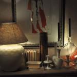 ABC Lounge Flamant XXL Lampe
