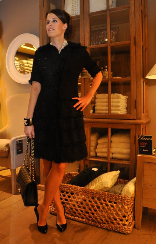 ABC Lounge. Fashionblogger