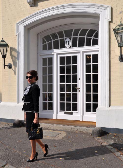Bouclè Kastenjacke, Nähblog, Nähblogger, Vintage- Lady