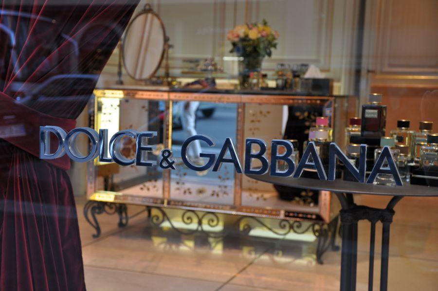 Dolce & Gabbana Beautystore, Milano