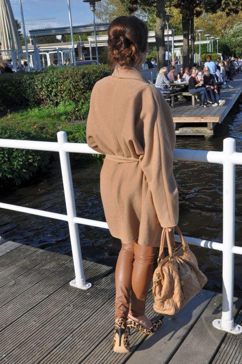 Fashionblogger Hamburg, Alster, Außenalster