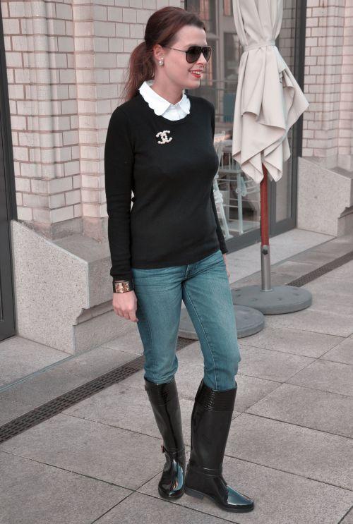 Fashionblogger Hamburg, Seven for all Mankind Jeans