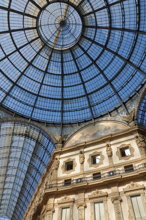 Galleria Vittorio Emanuele II, Fashionblog, Reisebericht