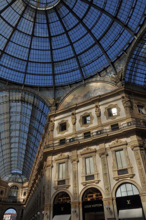 Galleria Vittorio Emanuele II, Fashionblog
