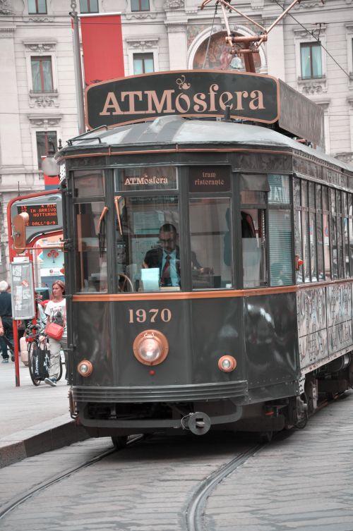 Mailand Strassenbahn, Milano train