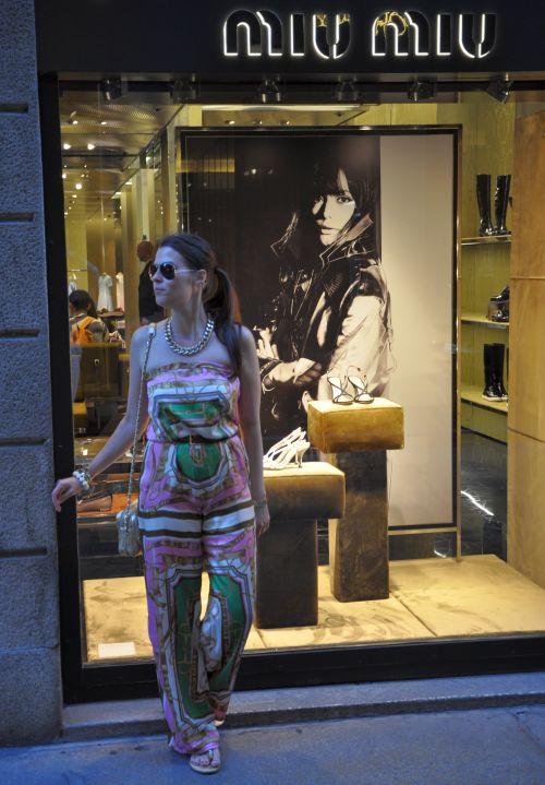 Miu Miu Milano, Fashionblogger