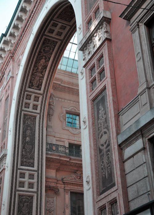Torbogen Mailand