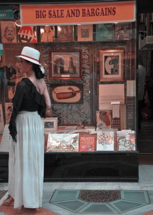 Vintage Lady Milano