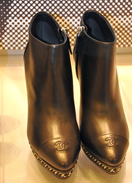Chanel Boots, Stiefel, Stiefelletten