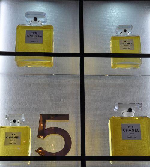 Chanel No 5 Parfum Flankon