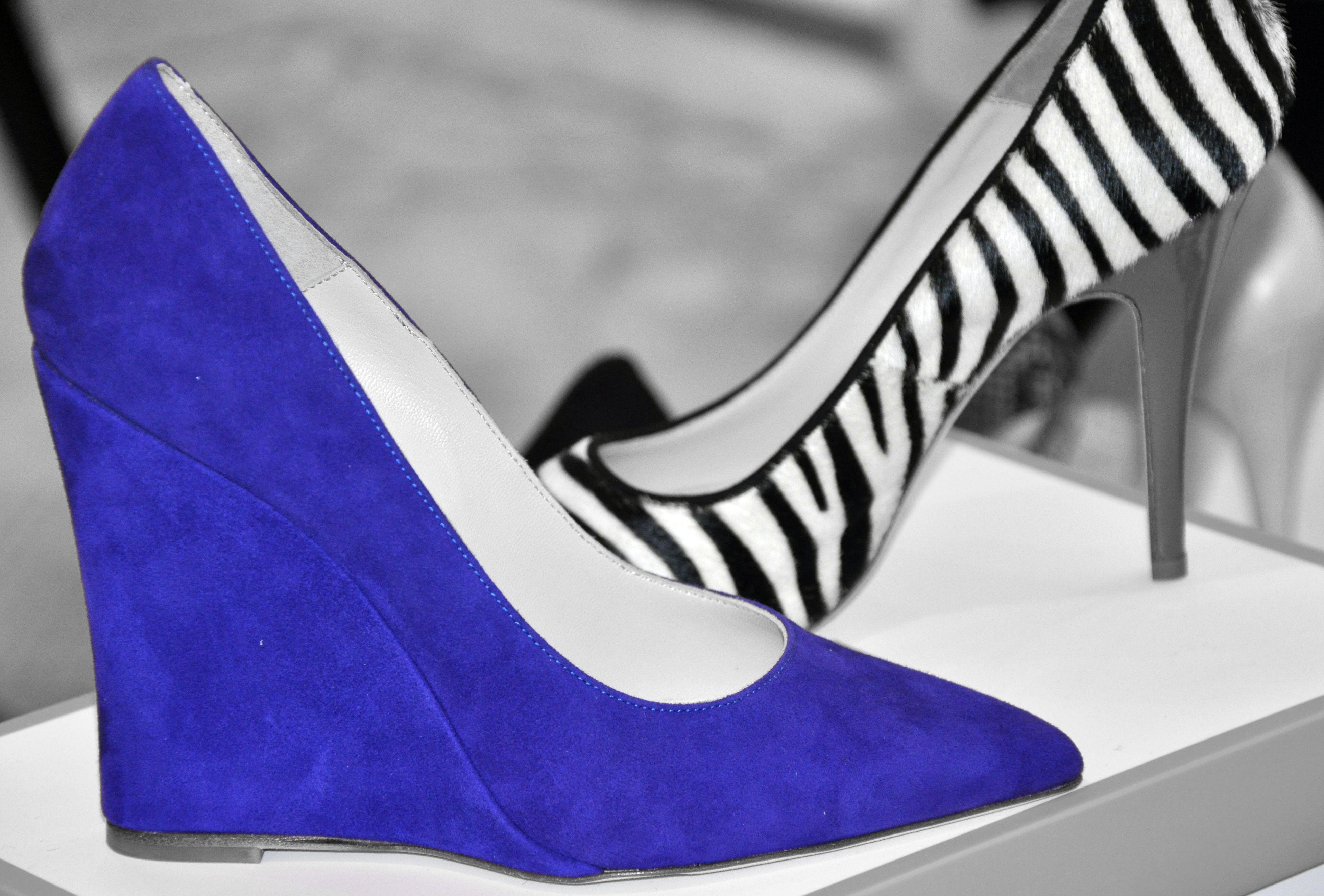 Concept Store, House of Cases, Press Night, Shoes