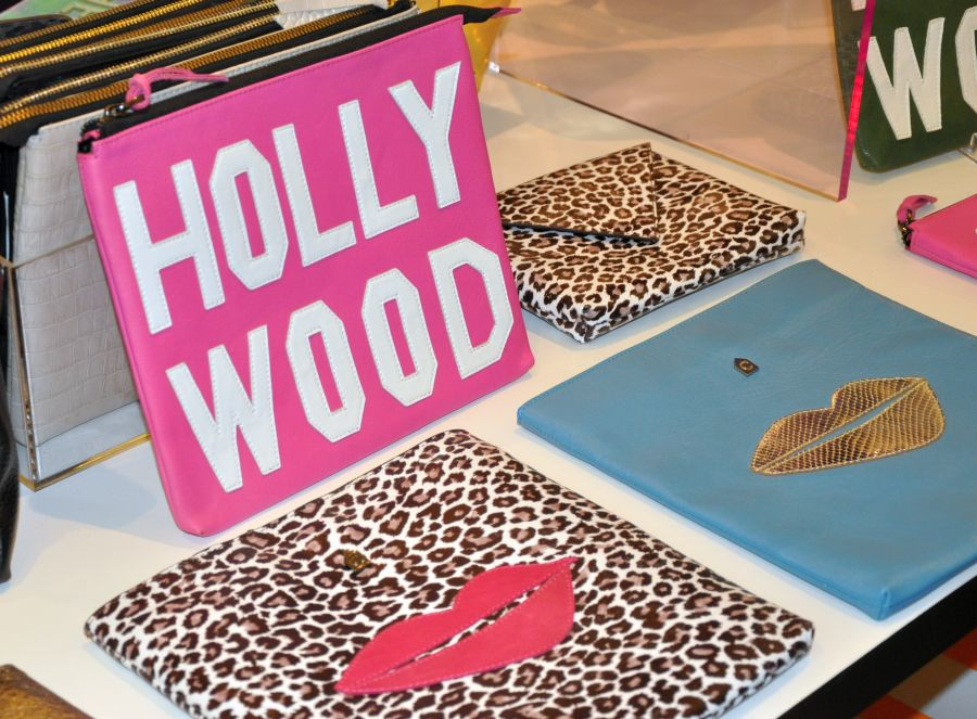 Hollywood Tasche, Clutch, House of Cases