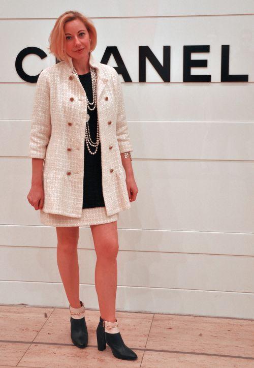 Nähblogger, Chanel Kostüm nähen
