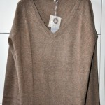 ABSOLUT CASHMERE Pullover, taupe