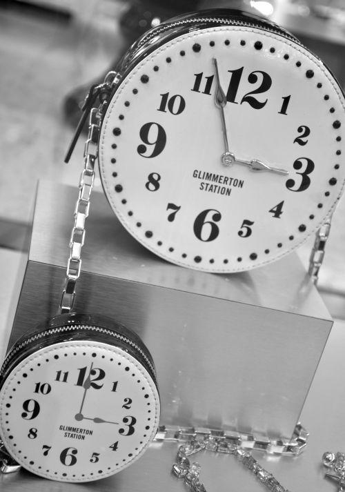 Tasche Uhr, Uhrentasche, KaDeWe Berlin