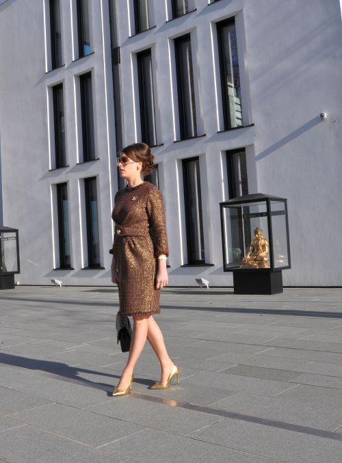 Burda Style Heft 12, 2012, Schnitt 141, Fashionblogger, Hamburg