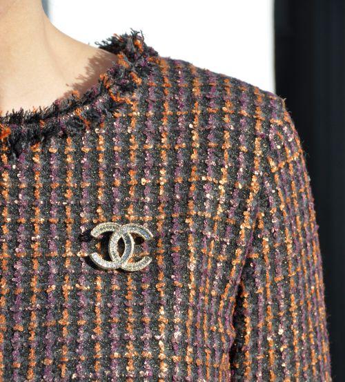 Chanel Brosche, Croisiere 2015, Fashionblogger,Modeblogger