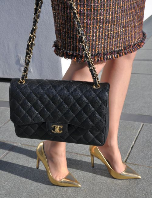 Chanel Flap Bag, Chanel Classic