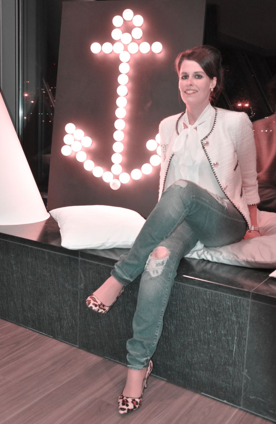 RB EVENT GLAM AND COSY IN HAMBURG, Anker, Fashionblogger