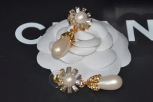 Perlen- Hänger Leabell