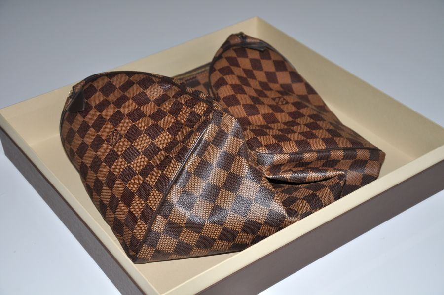 Louis Vuitton Speedy 30, Damier Ebene Canvas, Unboxing