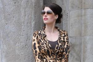 Burda Style Bluemarine Kleid, Fashionblog