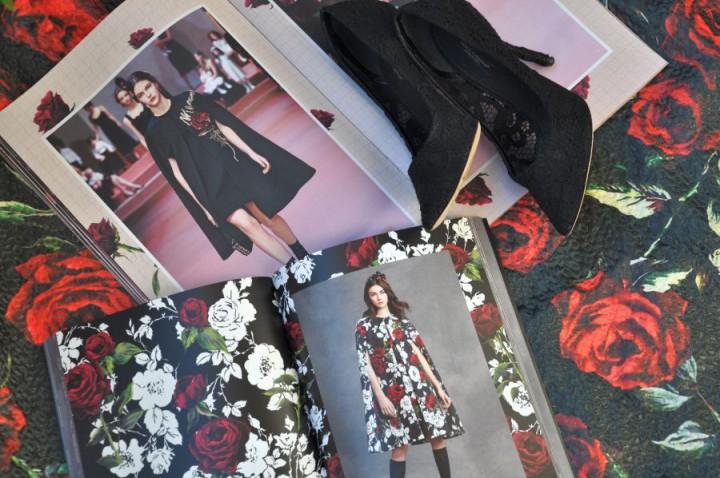 Dolce & Gabbana Nähprojekt
