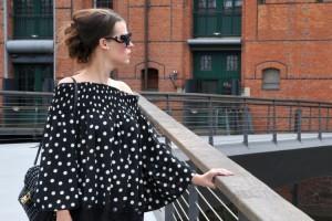 Hamburger Speicherstadt, Fashionblogger