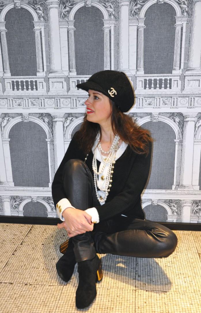 #OOTD: Parisian-Look