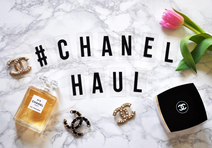 Chanel Haul