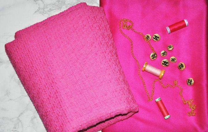 """#Deine Einkaufsliste für die""""Couture Jacke"""""""