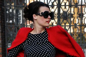 #OOTD: THE LITTLE RED JACKET