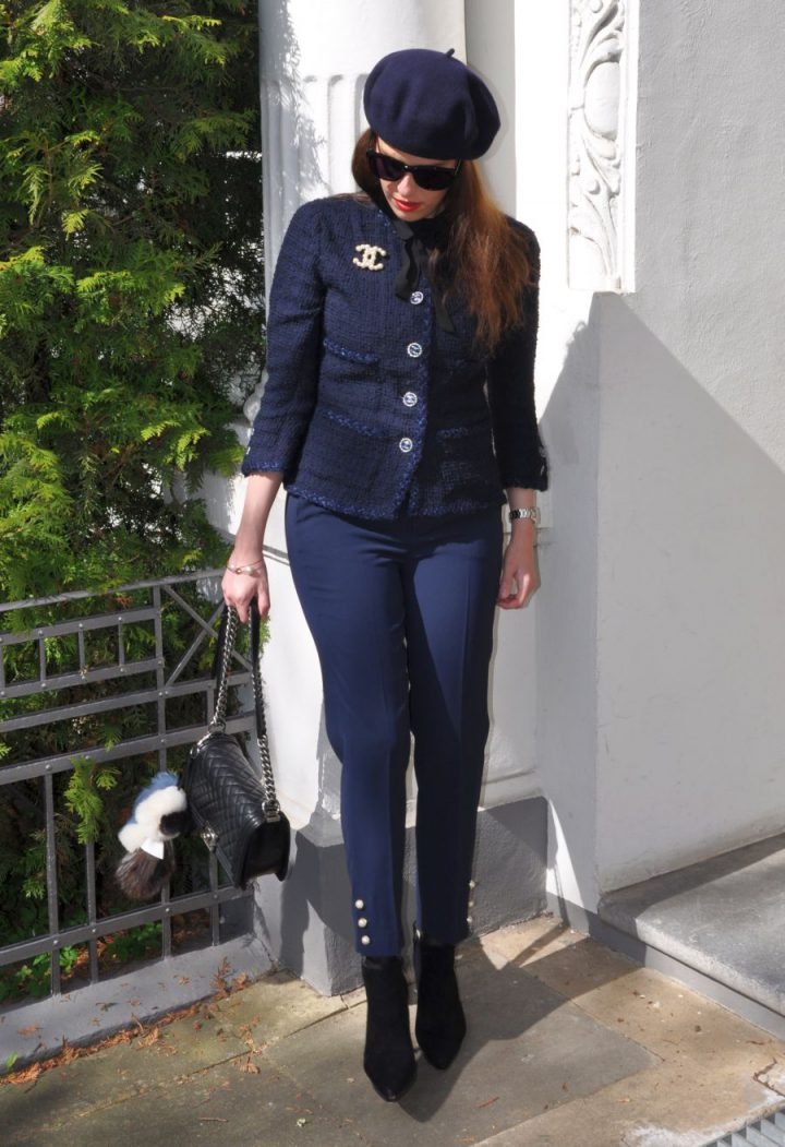 #OOTD: THE LITTLE BLUE JACKET