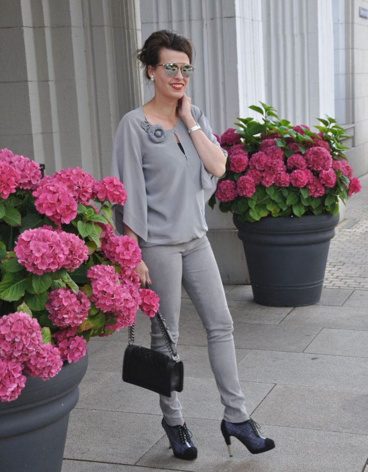 #OOTD: GREY BY BRAIN RENNIE