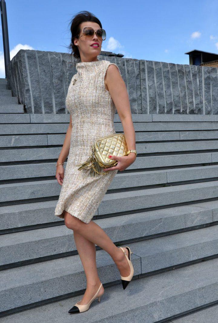 #OOTD: Kleid nach dem Buch: Stilikonen von Sarah Alm / Hannah Mc Devitt