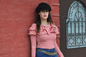 #OOTD: How To Be Parisian with Culotte Jeans