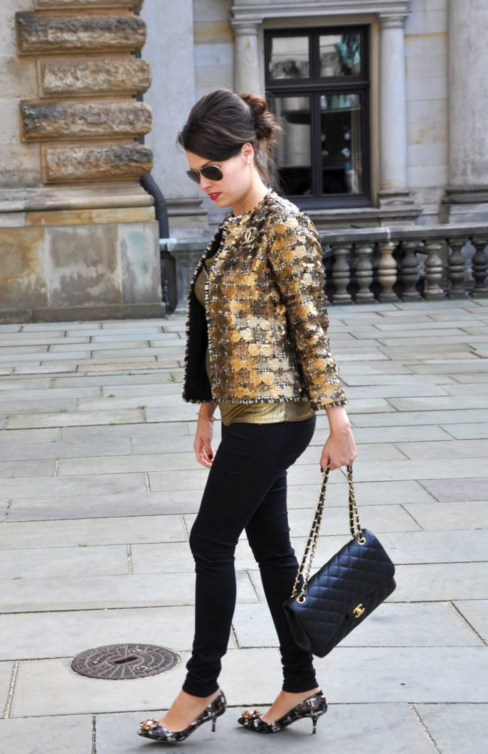 #OOTD:BUMPSTYLE SSW 14/ GOLDEN TIMES