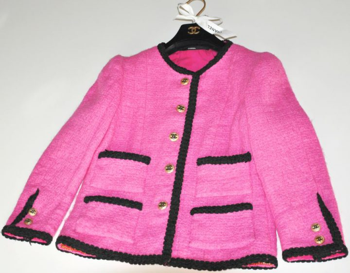 The Couture Bouclèjacket from Claire B. Shaeffer