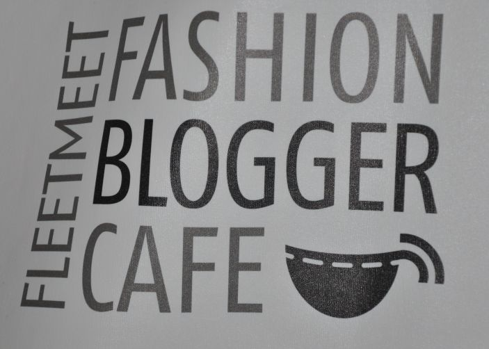 Fashion Blogger Cafe in Hamburg